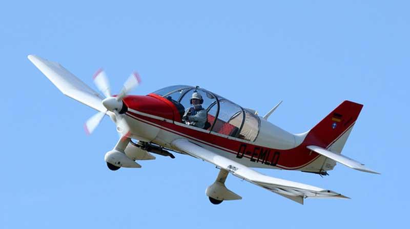 Robin-DR400-180R
