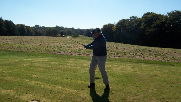 Golf coups d'essai