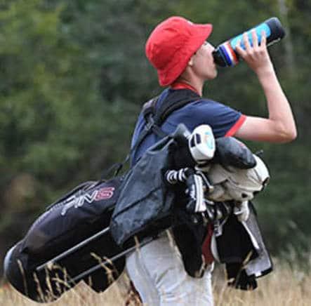 La forme physique et le golf