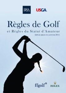 règles de golf