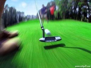 vitesse des greens