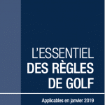 101 - Règles de golf 2019