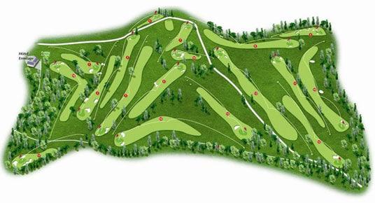 Anatomie d'un parcours de golf